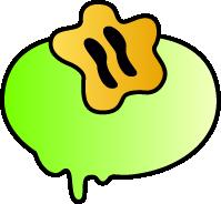 酸性表情柿子