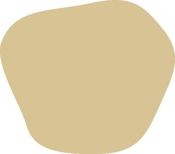 異形色塊形狀手繪裝飾