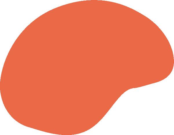 色塊異形裝飾幾何不規則