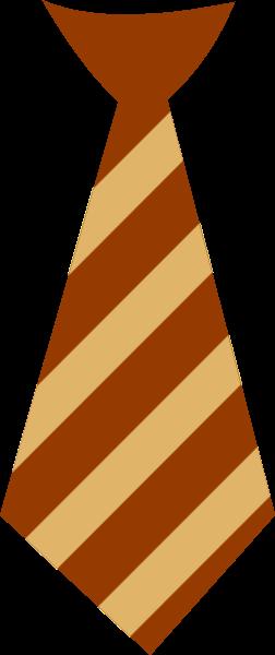 领带西装饰品黄色条纹装饰