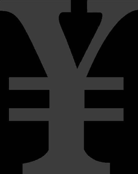 人民币货币金额汇率图形