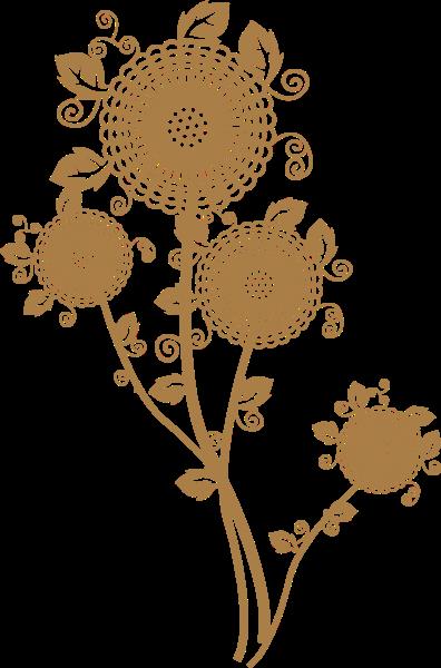 花纹花花朵花卉装饰