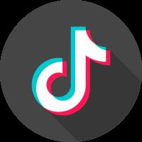 社交媒体抖音tik tok互联网app
