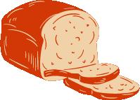 面包食物美食蛋糕吐司