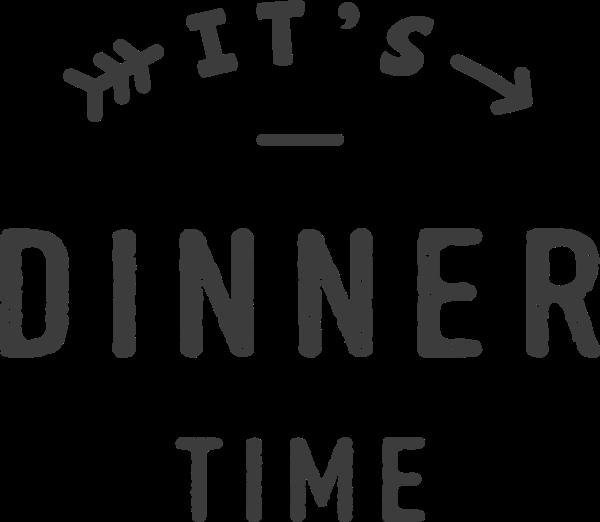 食物美食貼紙標簽晚餐