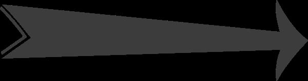 箭頭圖標指示標示線