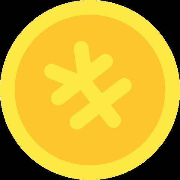 金币符号¥钱经济