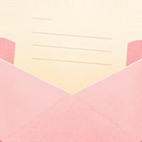 信封信信纸贺卡纸质