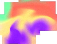 渐变抽象模糊色块几何图形
