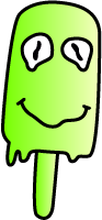 酸性表情雪糕卡通