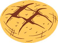 面包食物美食蛋糕曲奇