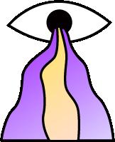 酸性眼睛艺术