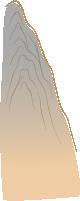 山山峰中国风手绘复古