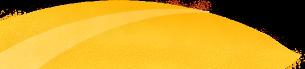 山丘沙丘背景黄色底纹