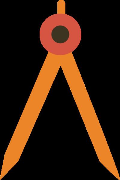圓規文具工具學習數學
