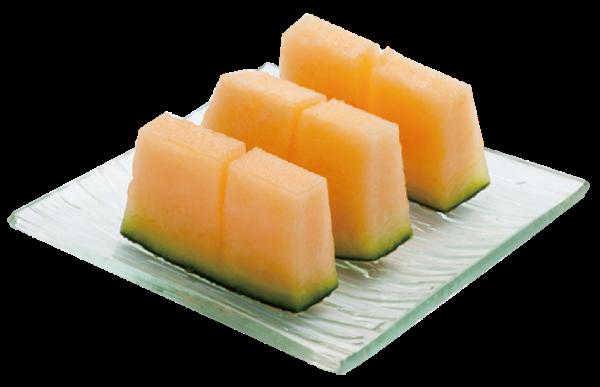 哈密瓜水果鲜果位图产品