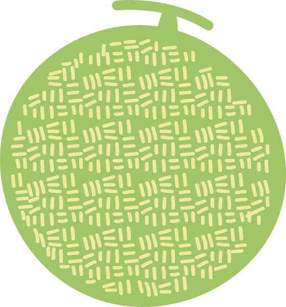 水果哈密瓜鲜果季节食物