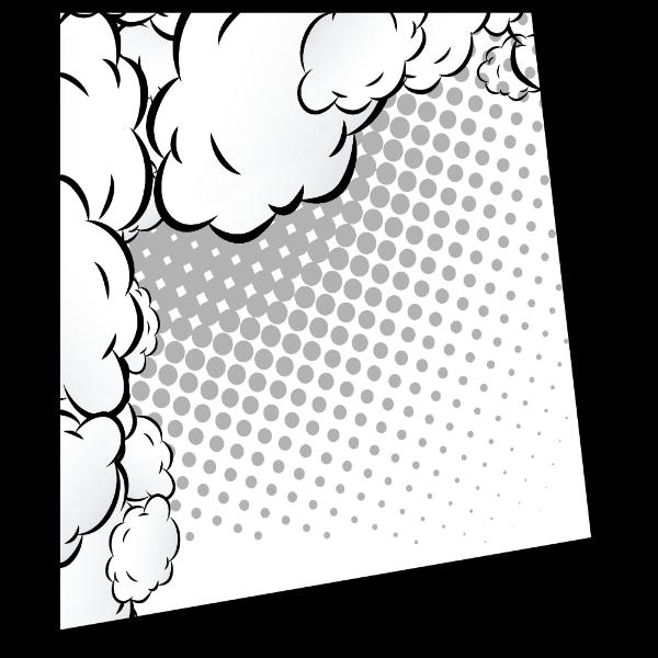 漫画框漫画网格边框按钮