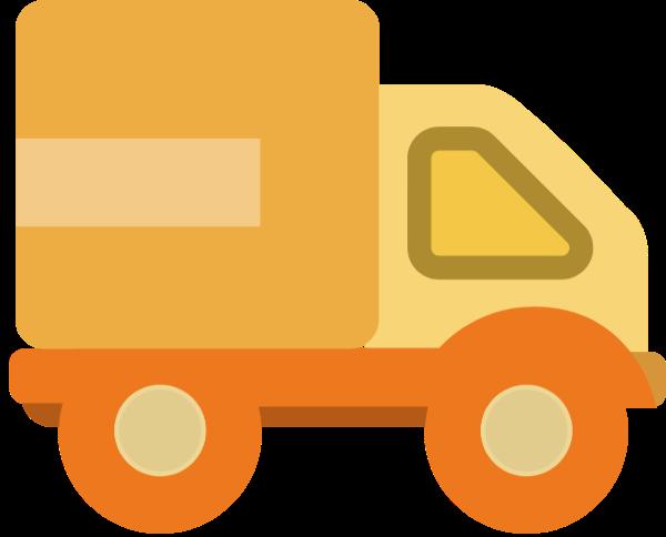 货车车汽车卡车交通工具