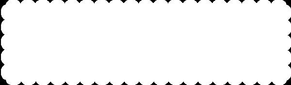 边框框线框按钮缎带