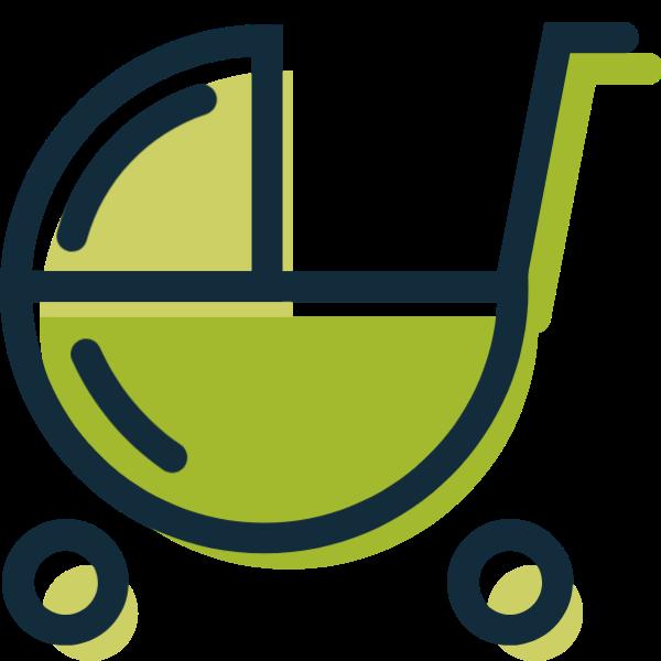 婴儿车推车卡通婴儿幼儿