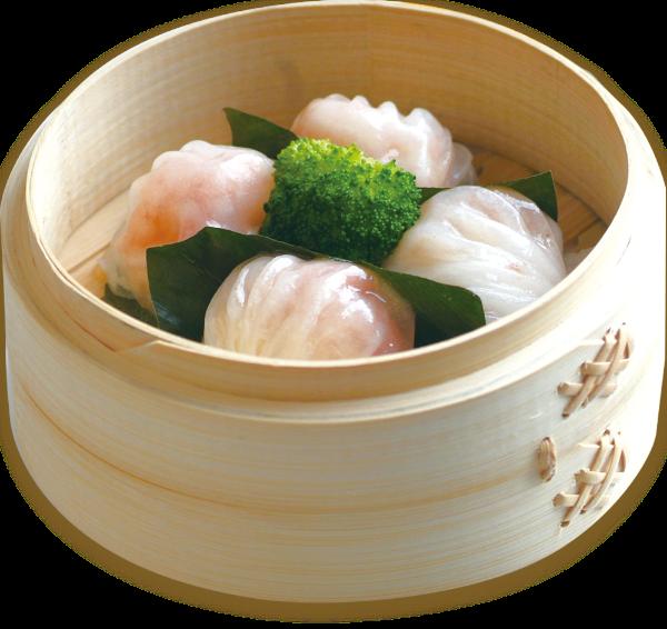 虾饺早点美味美食佳肴