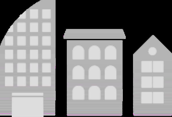 楼房房子城镇房屋建筑