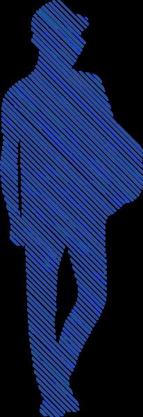 影子异形框图片容器图形