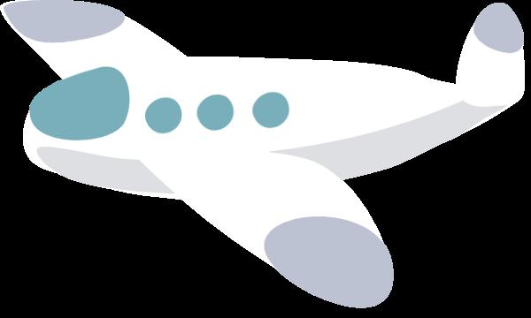 飞机客机旅游交通交通工具