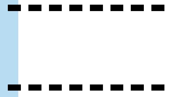 胶卷照片拍照相框边框