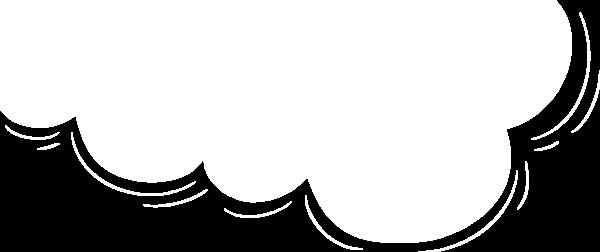 装饰标题栏云矢量辅助元素