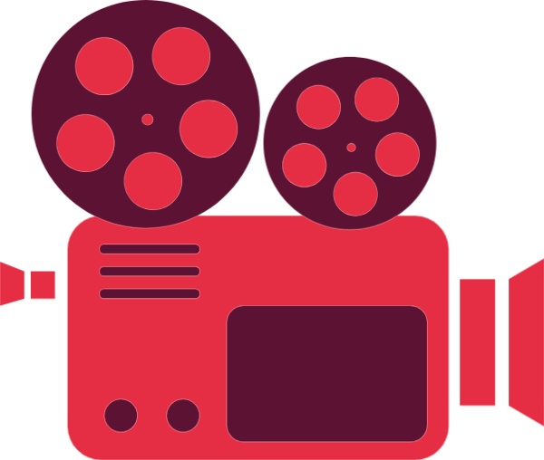 摄像机放映机摄影机拍摄摄像