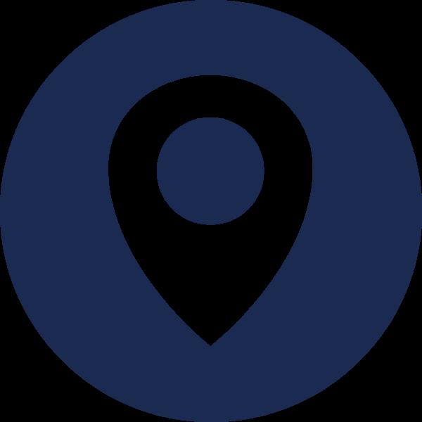 定位位置地点目的地标志
