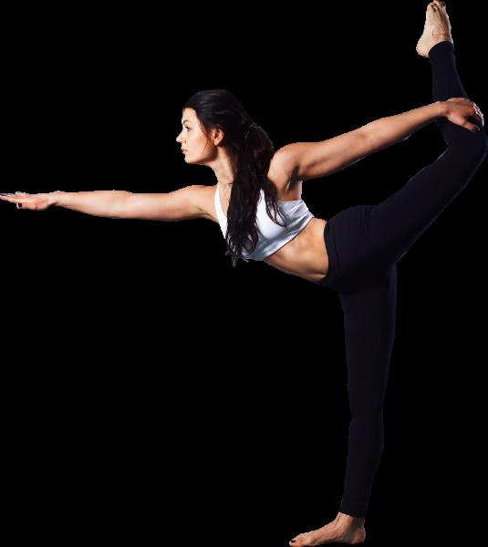 瑜伽女人人人物运动