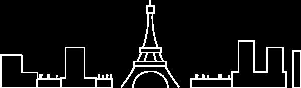 埃菲尔铁塔铁塔建筑房屋法国