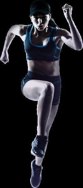 运动女孩健康女人女性