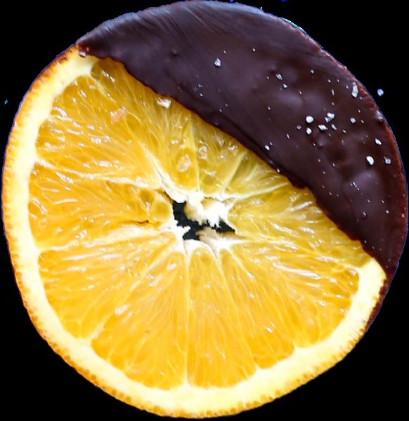 柠檬巧克力甜食甜点食物