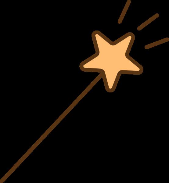 星星魔法棒仙女棒玩具魔幻