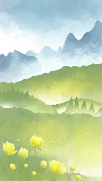 背景图片山风景旅游