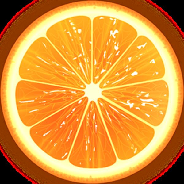橙子橘子水分熱情新鮮