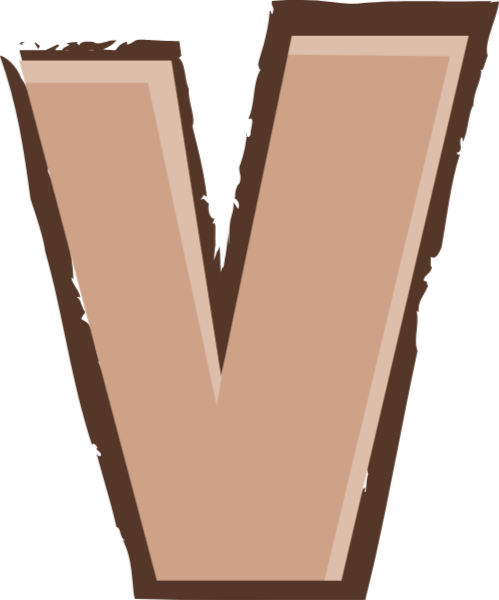 v字母英文英文字母vs