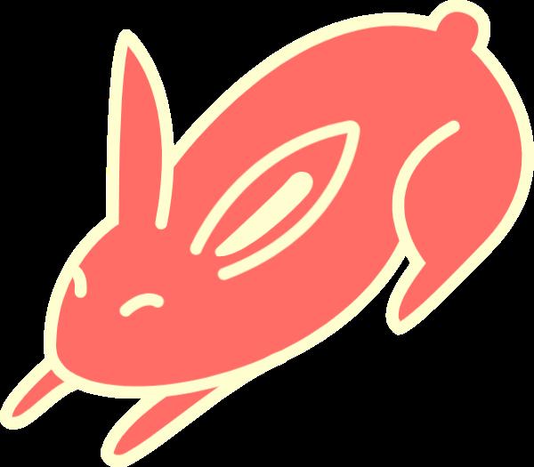 兔子动物可爱小动物