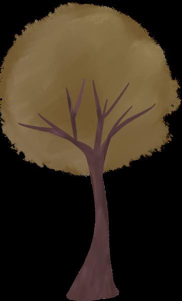 植物大树树