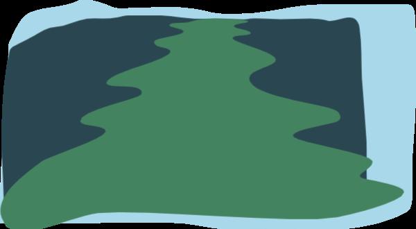 河河流河水自然风景
