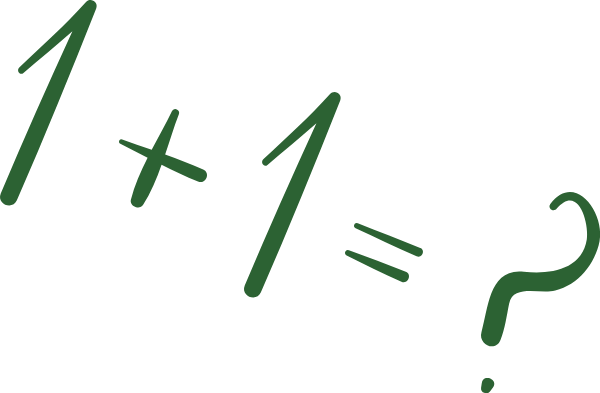 数学计算公式学习问号