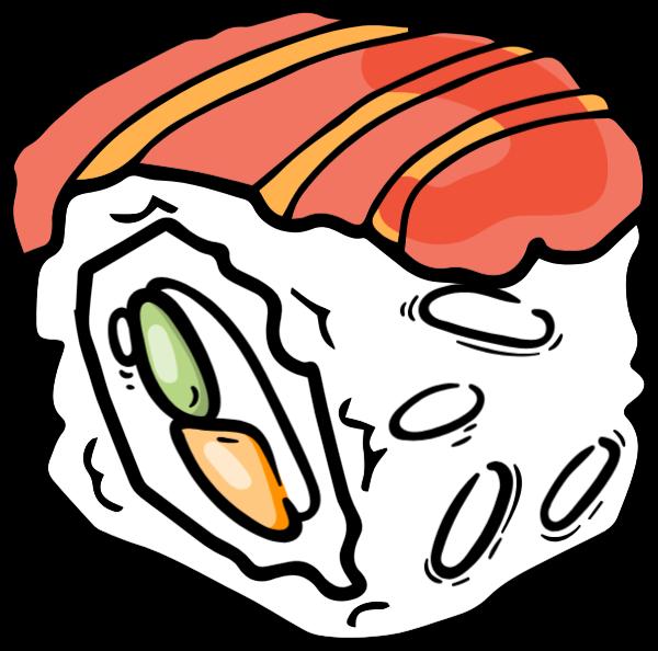 寿司饭团日料日本料理食物