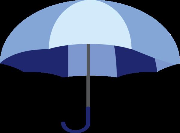 雨伞伞遮阳伞手绘下雨