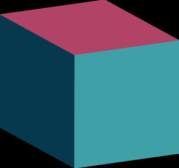 几何图形色块矢量几何体三角形