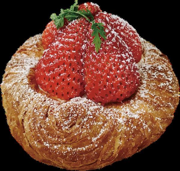 草莓蛋糕甜食甜点食物