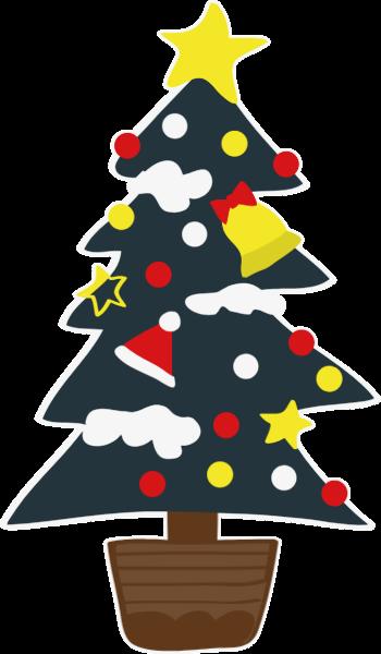 圣诞树圣诞节礼物装饰圣诞